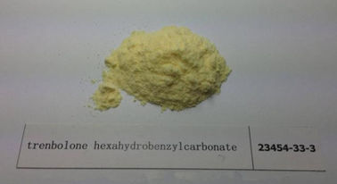 China Parabolan Bodybuilding Hormone Supplements Trenbolone Hexahydrobenzyl Carbonate 23454-33-3 factory